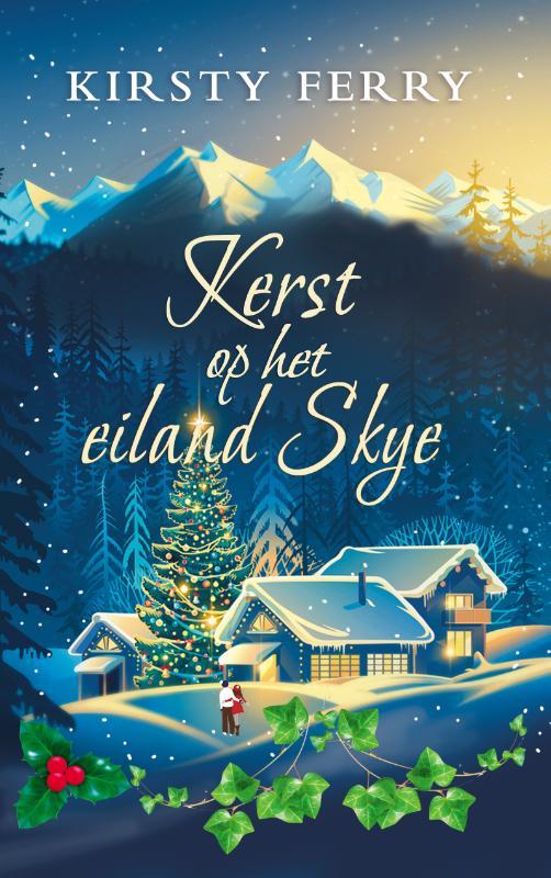 Cover Kerst op het eiland Skye