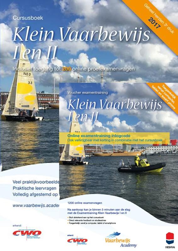 Cover Klein Vaarbewijs I en II