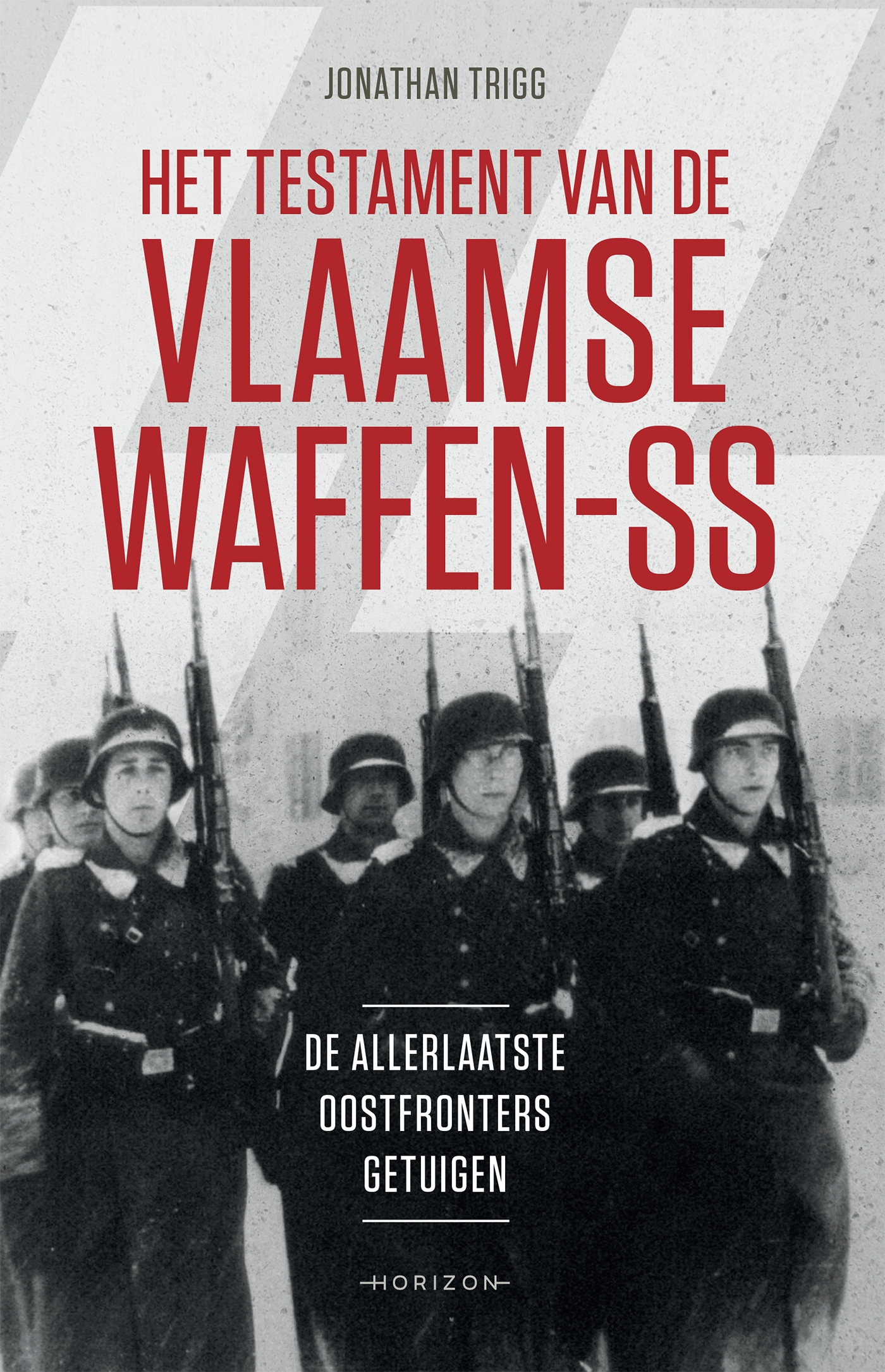 Cover Het testament van de Vlaamse Waffen-SS