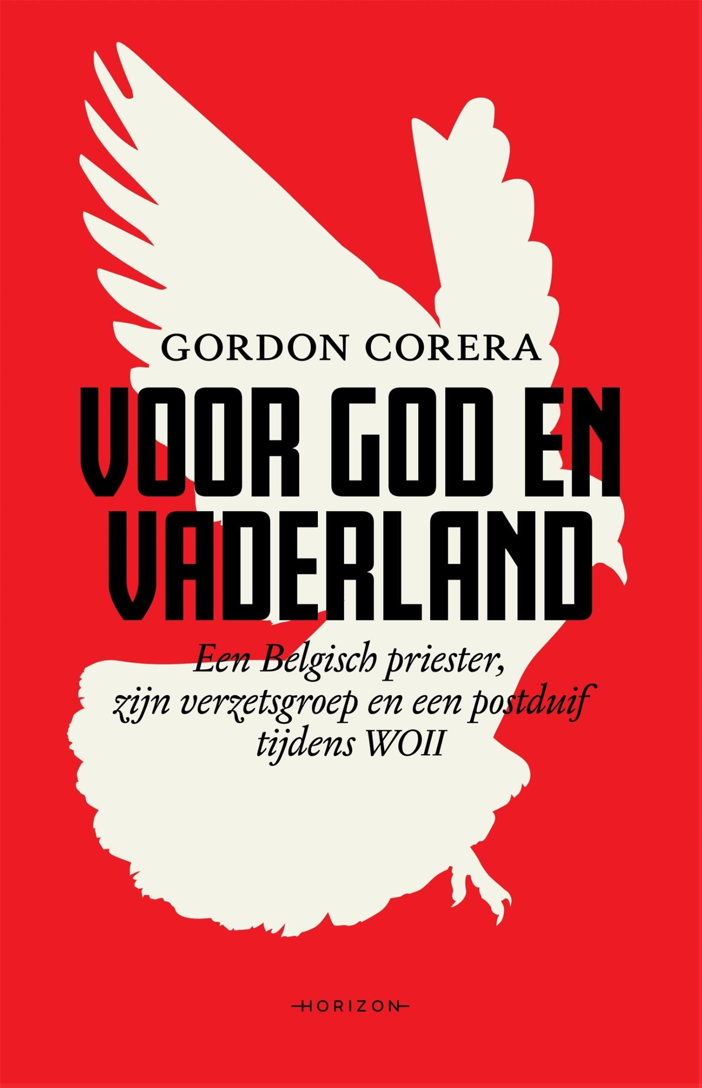 Cover Voor God en vaderland