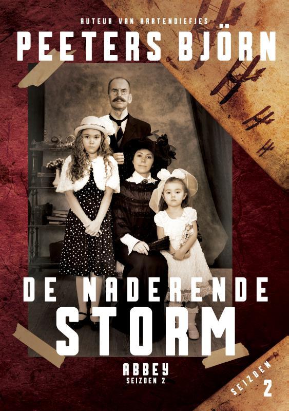 Cover De naderende storm