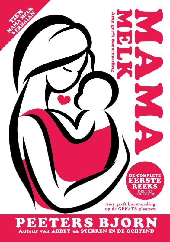 Cover Mama Melk, de complete eerste reeks