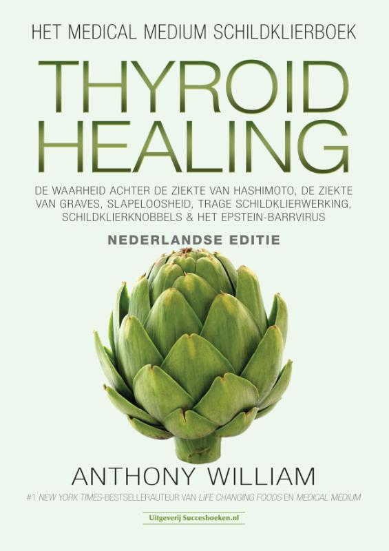 Cover Thyroid Healing