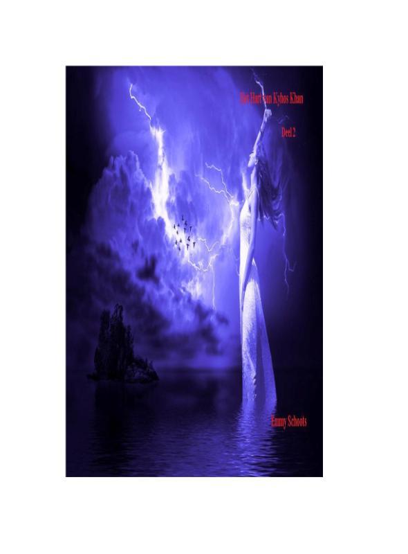 Cover Het Hart van Kyhos Khan Deel 2