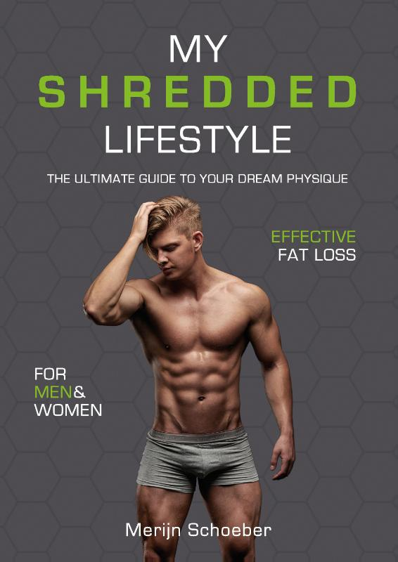 Cover My shredded lifestyle
