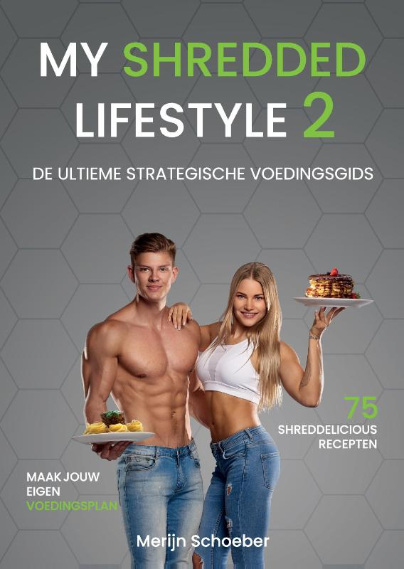 Cover My Shredded Lifestyle 2