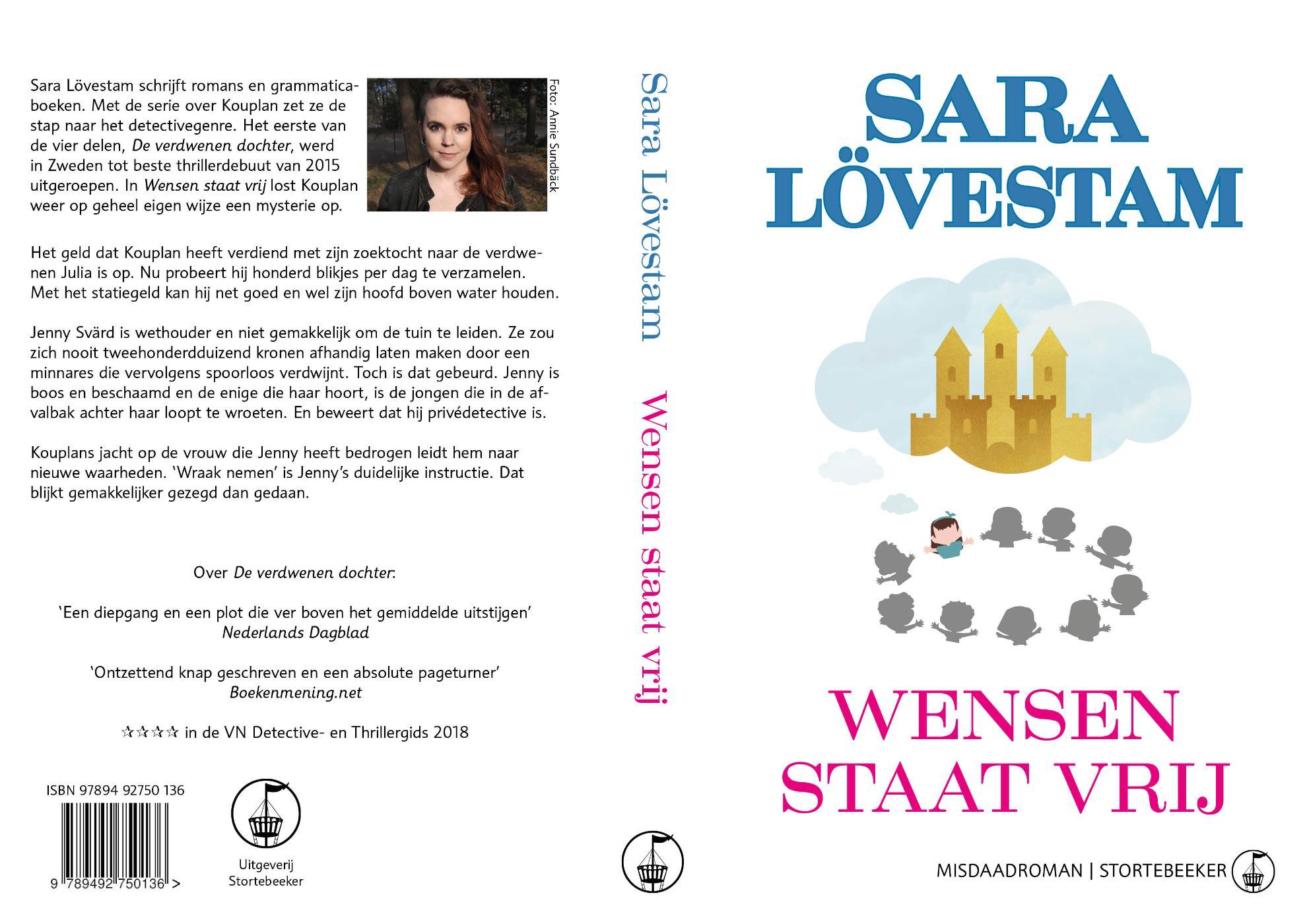 Cover Wensen staat vrij