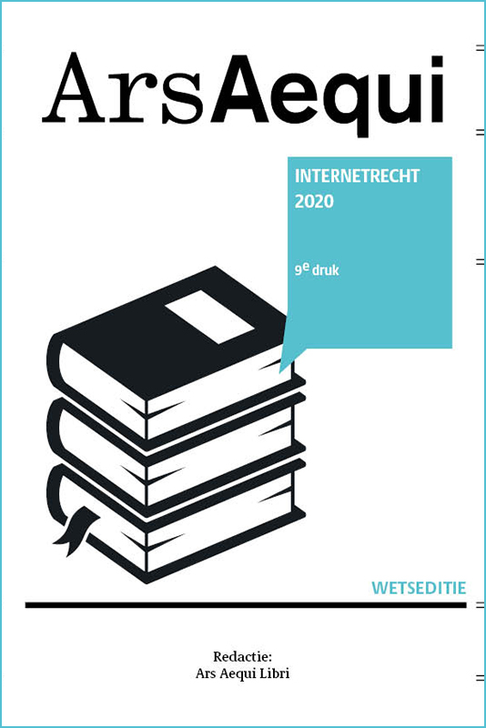 Cover Internetrecht 2020