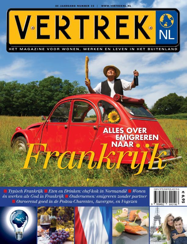Cover Frankrijk