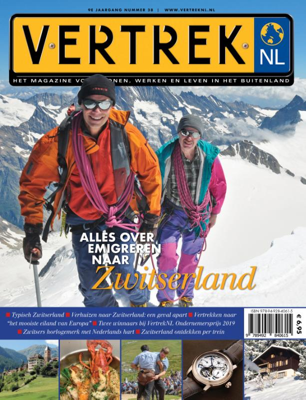 Cover Zwitserland