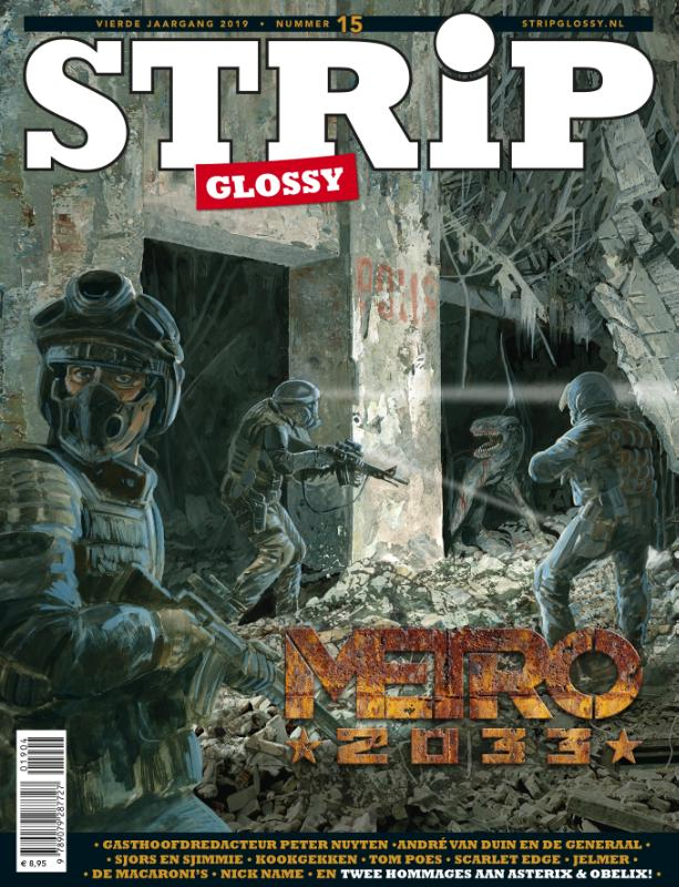 Cover StripGlossy 15