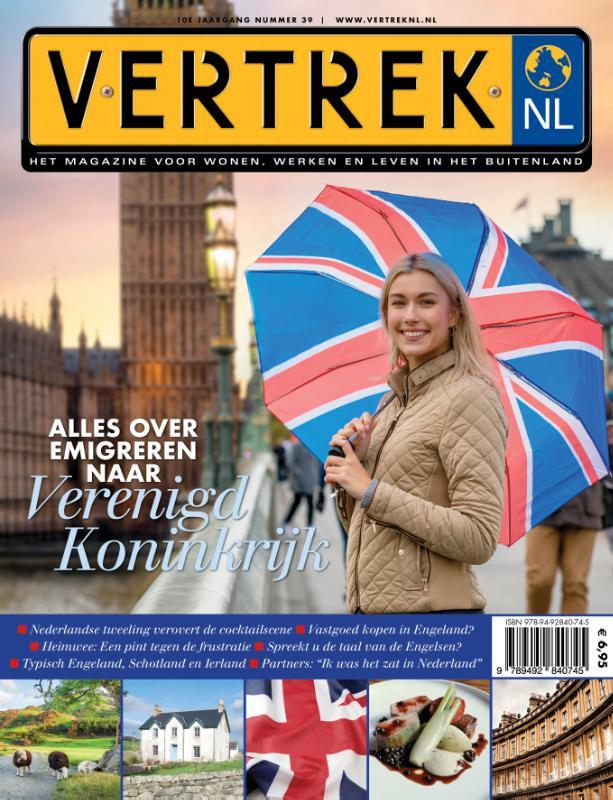 Cover Verenigd Koninkrijk