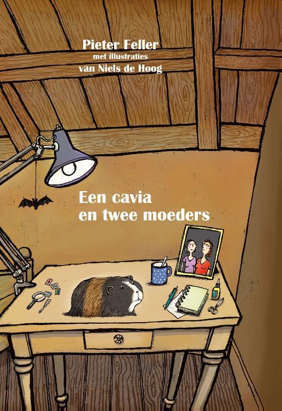 Cover Een cavia en twee moeders