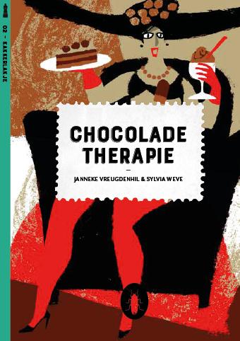 Cover Chocoladetherapie (set van 6)