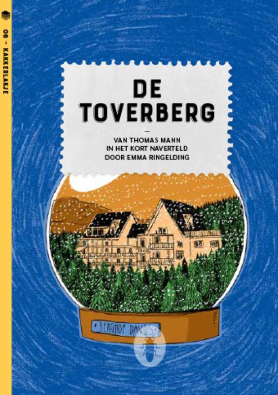 Cover De toverberg (set van 6)