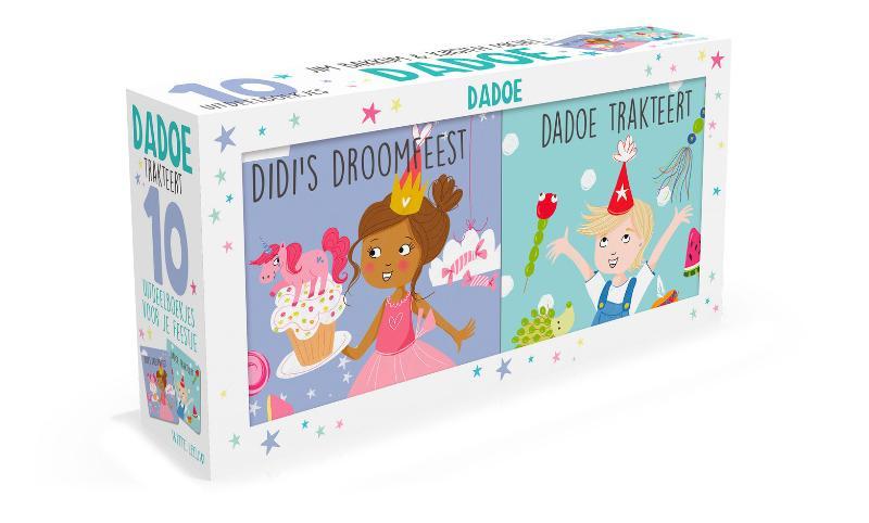 Cover Dadoe - uitdeelboekjes