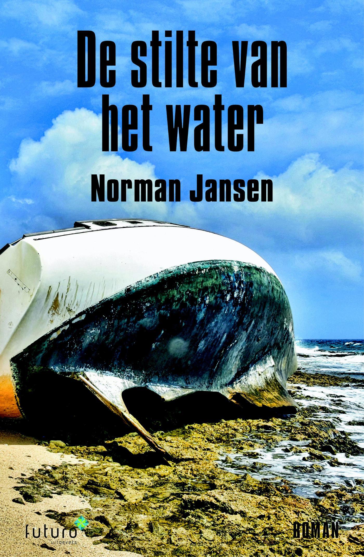 Cover De stilte van het water