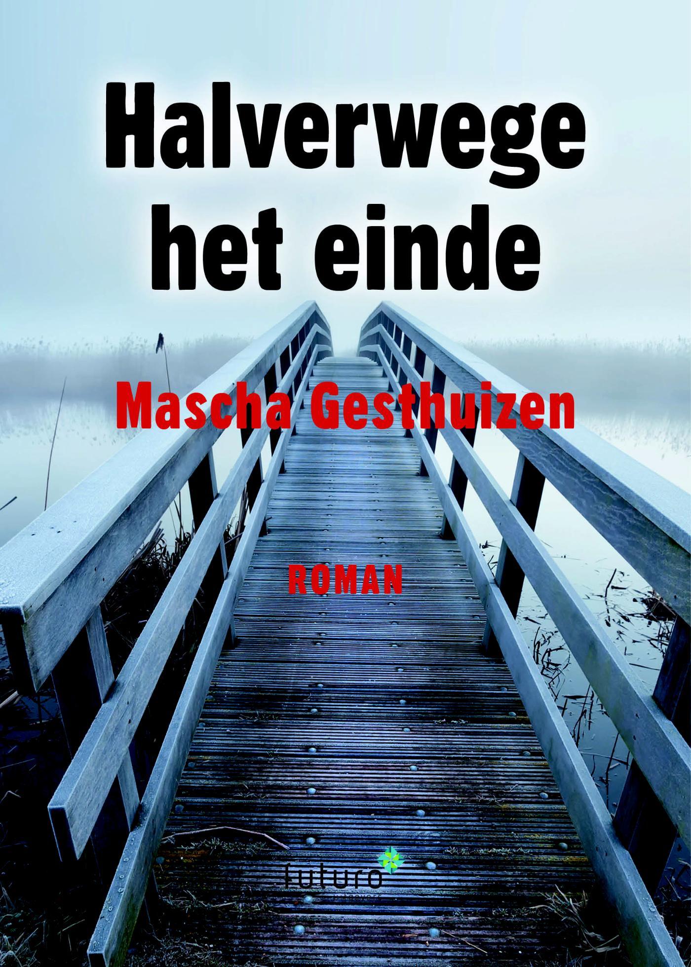 Cover Halverwege het einde