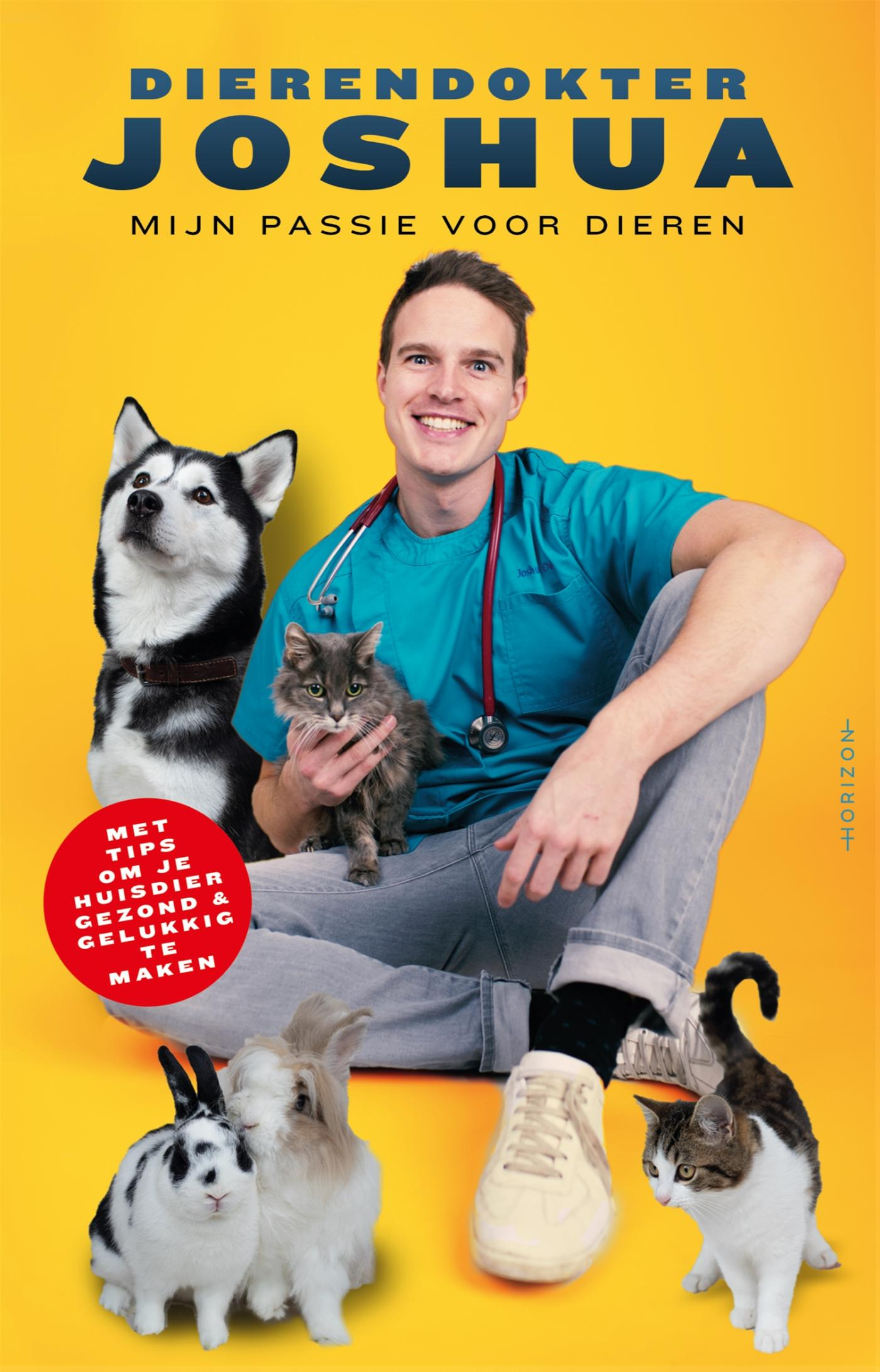 Cover Dierendokter Joshua