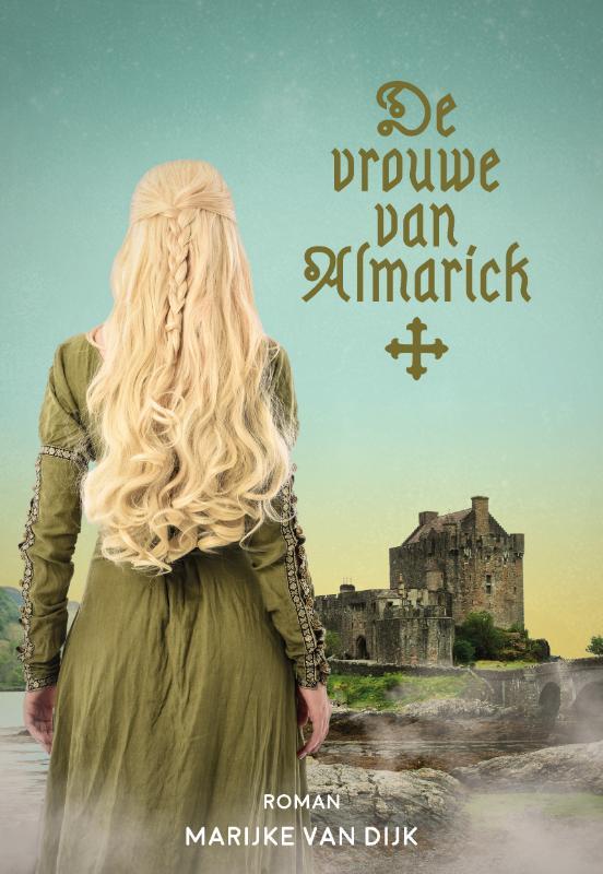 Cover De vrouw van Almarick