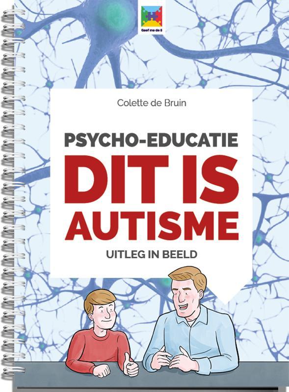 Cover Psycho-educatie dit is autisme