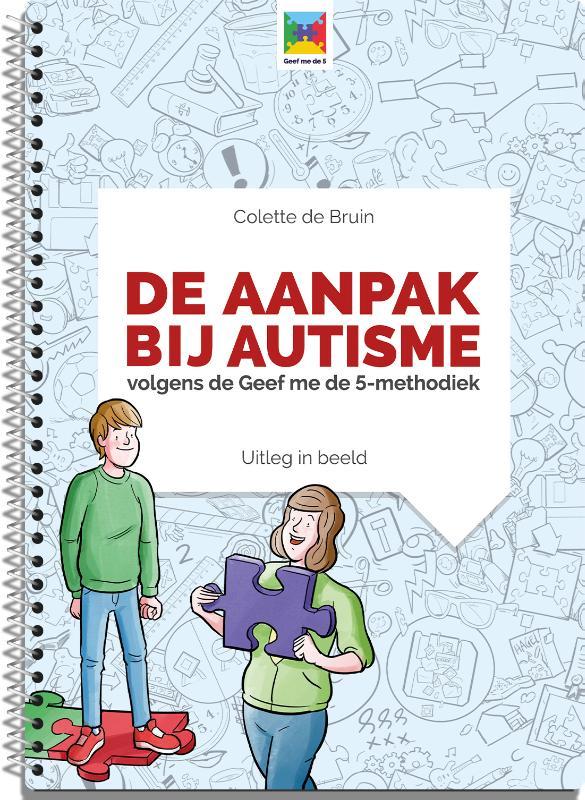 Cover De aanpak bij autisme