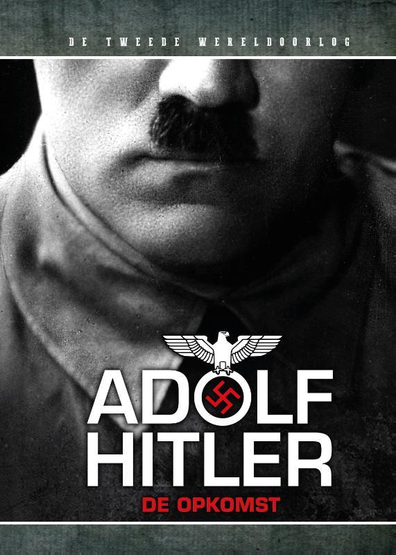 Cover Adolf Hilter: De Opkomst