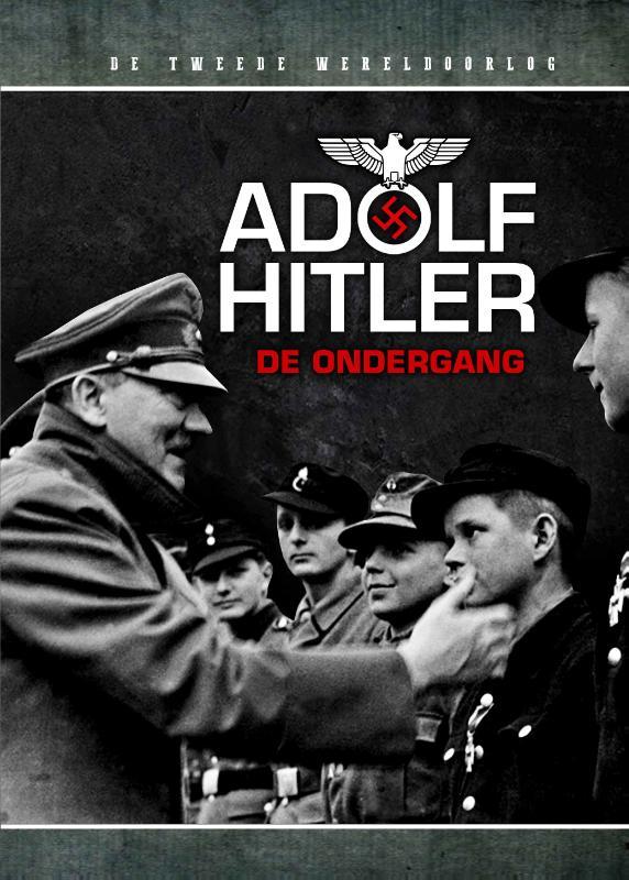 Cover Adolf Hitler, De Ondergang