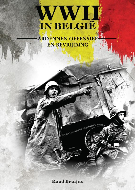 Cover Ardennenoffensief en bevrijding