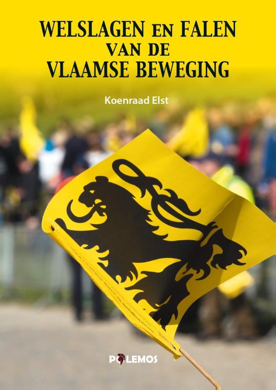 Cover Welslagen en Falen van de Vlaamse Beweging