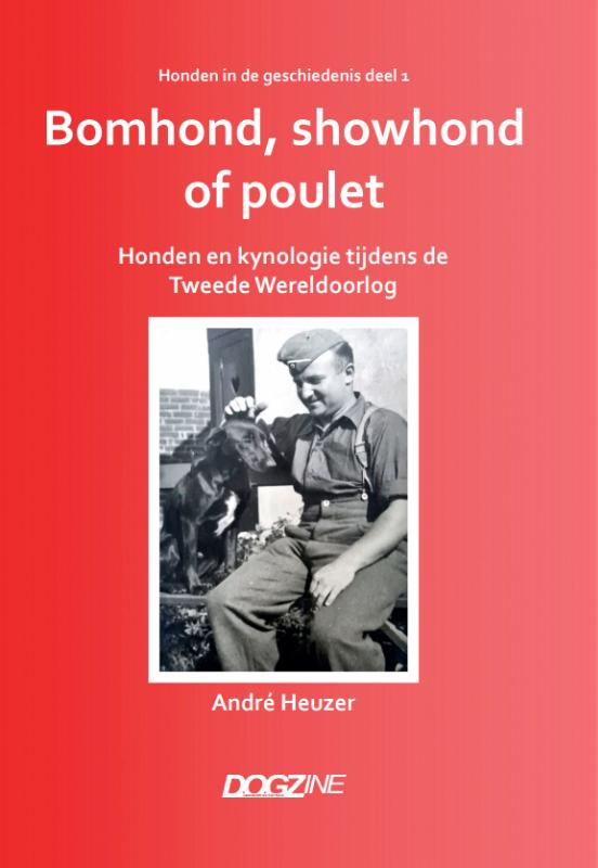 Cover Bomhond, showhond of poulet