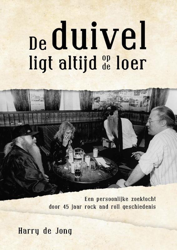 Cover De duivel ligt altijd op de loer