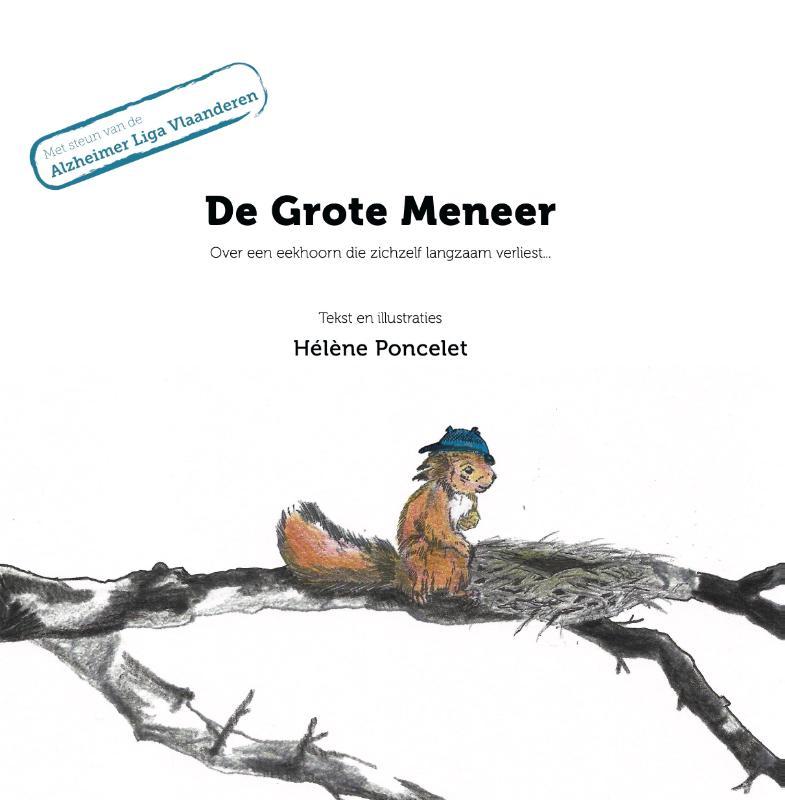 Cover De Grote Meneer