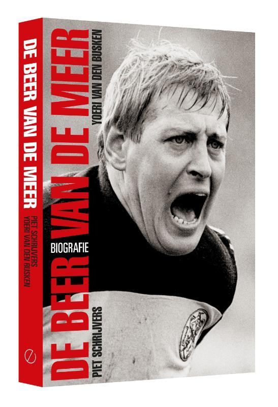Cover De Beer van De Meer Piet Schrijvers