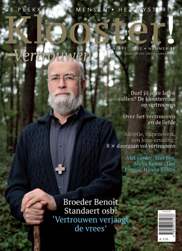 Cover Klooster! Vertrouwen