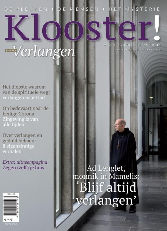 Cover Klooster! Verlangen