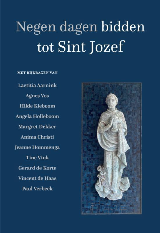 Cover Negen dagen bidden tot Sint Jozef