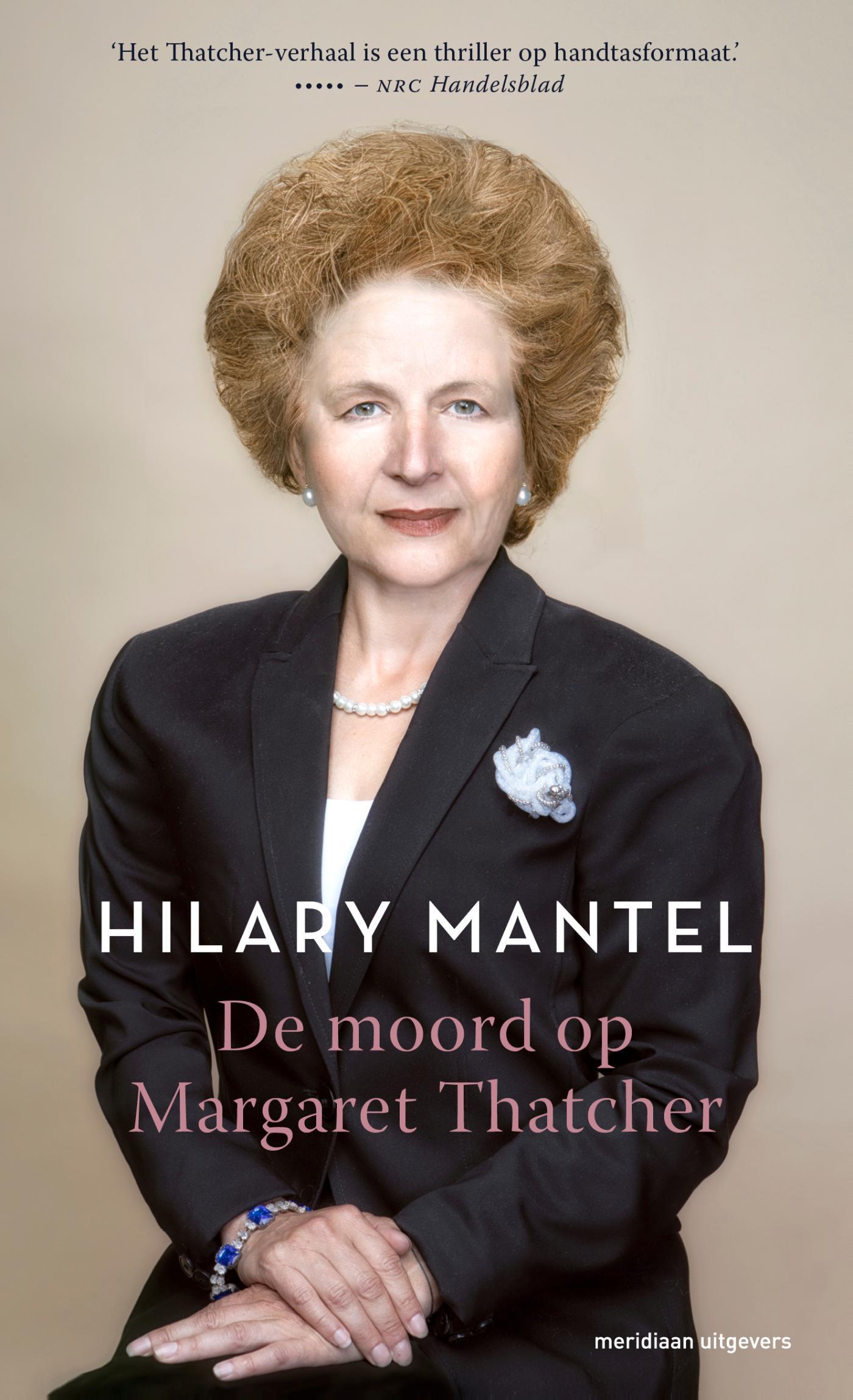 Cover De moord op Margaret Thatcher