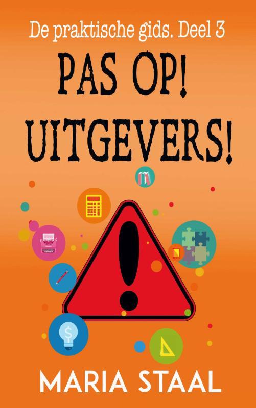 Cover Pas op! Uitgevers!