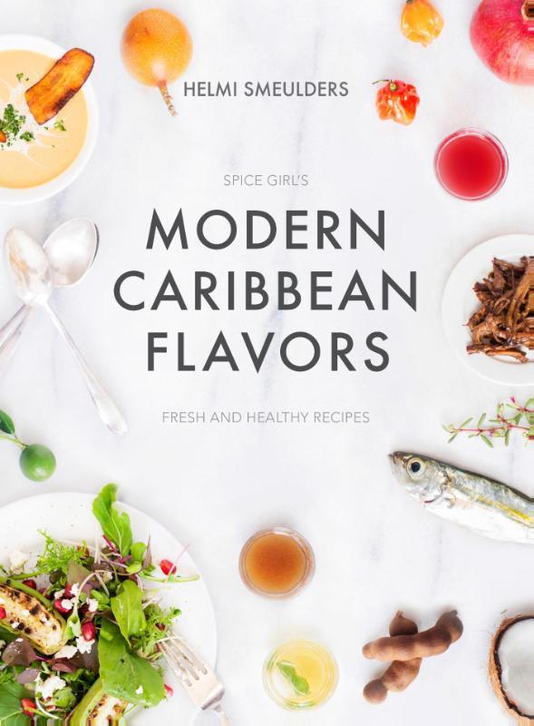 Cover Modern Caribbean Flavors