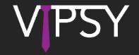 Vipsy Retina Logo