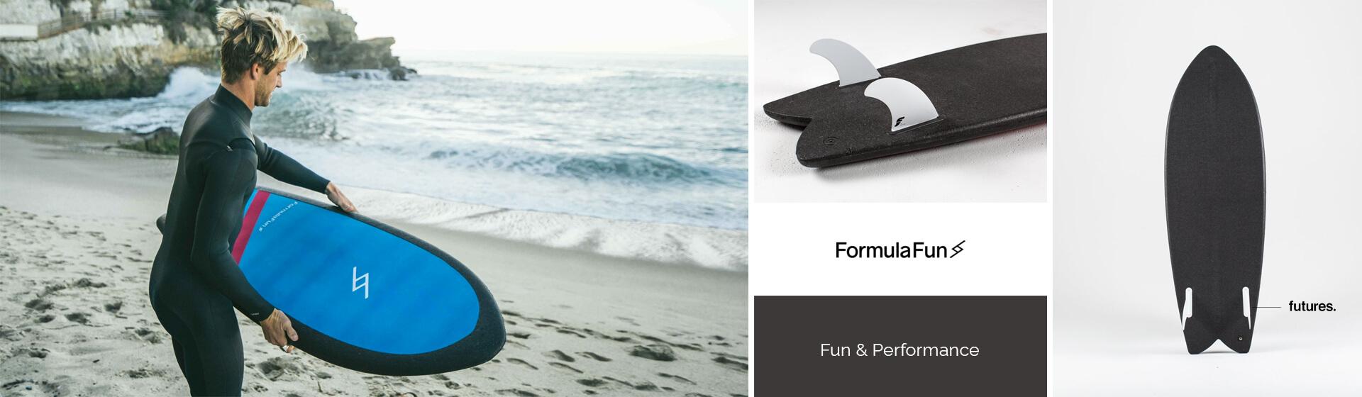 New softboard Formula Fun