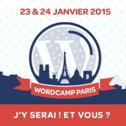WordCamp Paris 2015 and CollectifWP