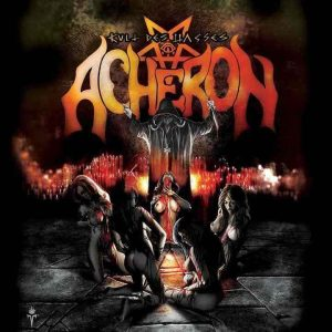 ACHERON premiers video for 'Satan Holds Dominion'!