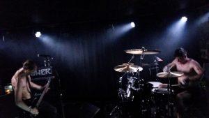 MANTAR live @1000Fryd, Aalborg