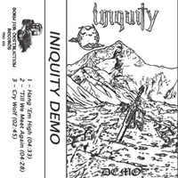 "INIQUITY ""Demo 2016"" [Review]"