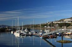 Mallaig harbour and Marina