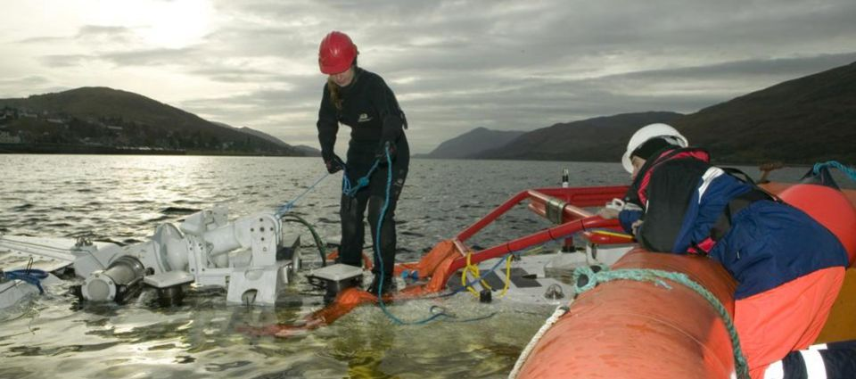 The Underwater Centre Fort William