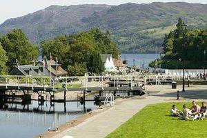 Loch Ness, Fort Augustus