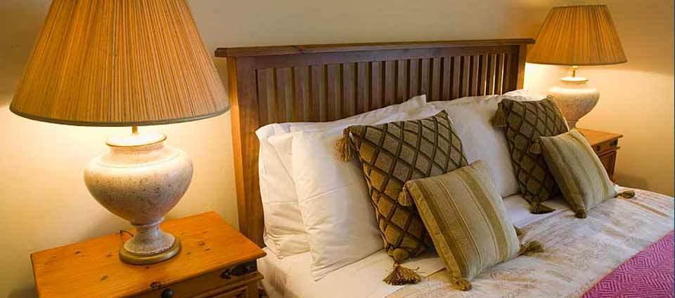 Quality fabrics and furnishings